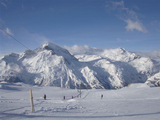 Noël 2008 Mont cenis